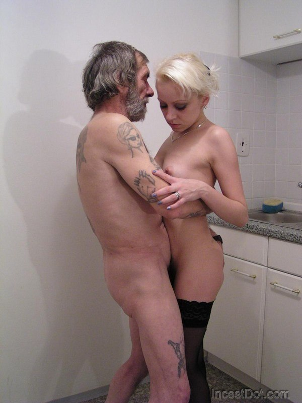 Dad fuck daughter