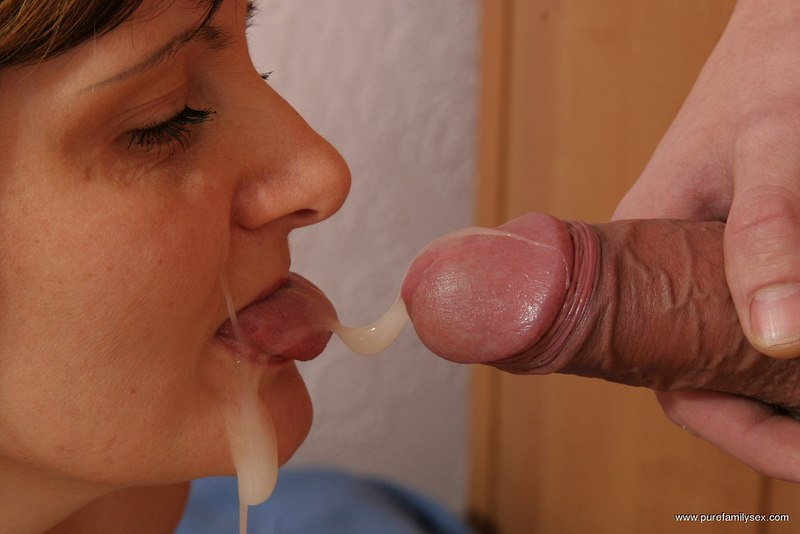 Tricky Vicky's got something her cadet is looking for in her panties