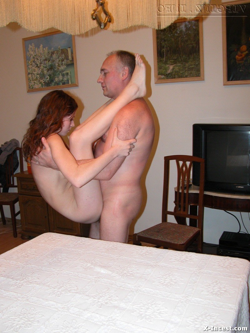 Xvideo dad fucks ver young daughter