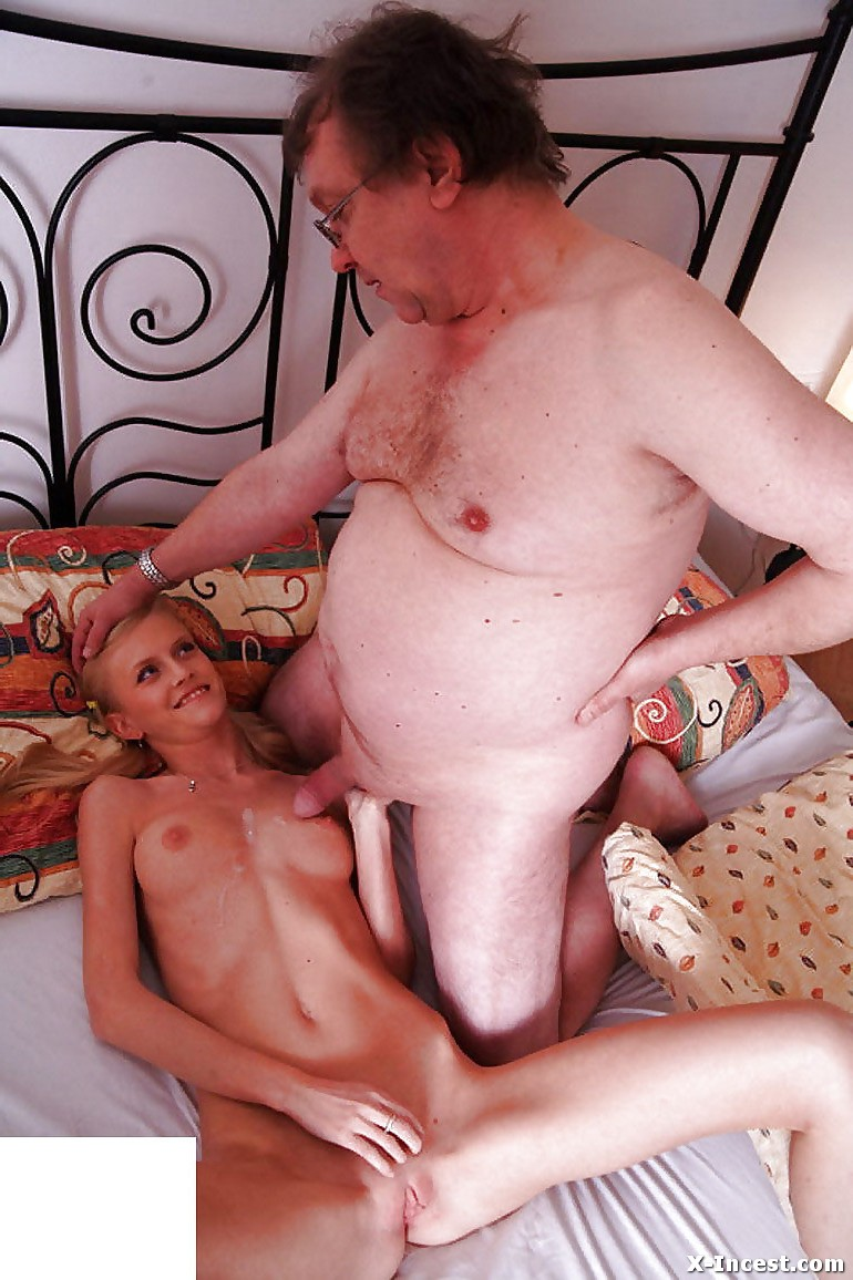 Real taboo father daughter incest