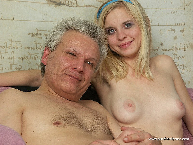 Teen slut in family incest