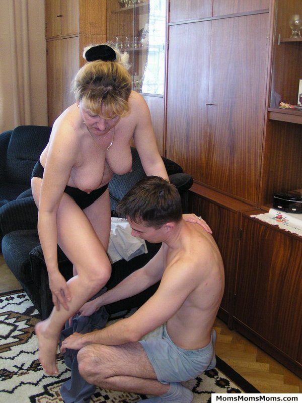 Son sex mom porn live