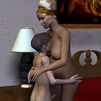 Incest fantasty mom daughter stories