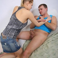 Real brother teen sister sex