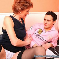 Son fucks his mother hard real incest tube