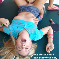 Brother seduced younger sister teen xxx